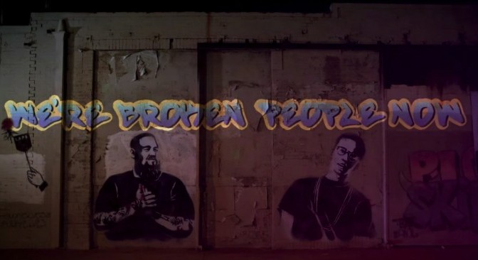 "Logic & Rag'n'Bone Man ""Broken People"""