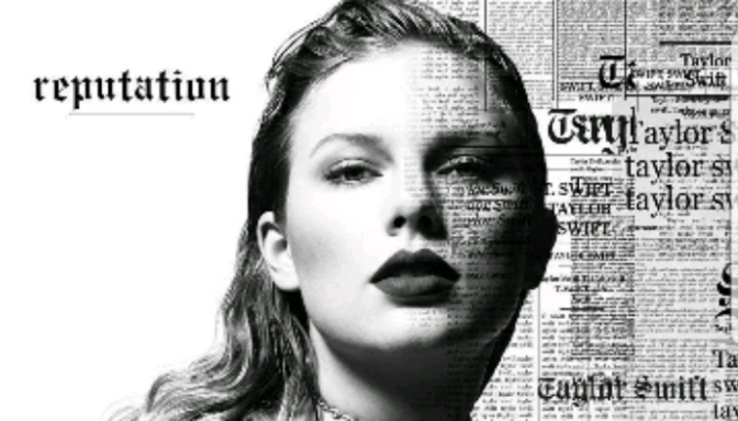 "Taylor Swift Unveils Tracklist For ""Reputation"""
