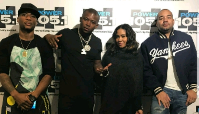 O.T. Genasis On The Breakfast Club