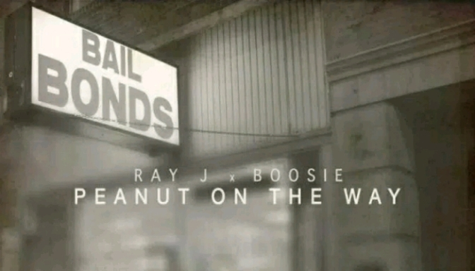 "Ray J Feat. Boosie BadAzz ""Peanut On The Way"""