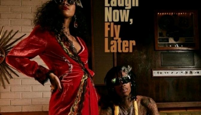 "(Mixtape) Wiz Khalifa ""Laugh Now, Fly Later"""