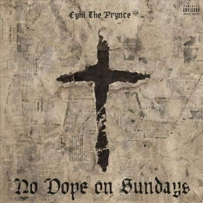 """CyHi the Prynce Reveals Tracklist For """"No Dope On Sunday"""""""