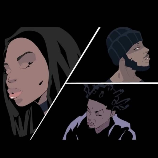 "(Video) Dreezy Feat. 6LACK & Kodak Black ""Spar"""