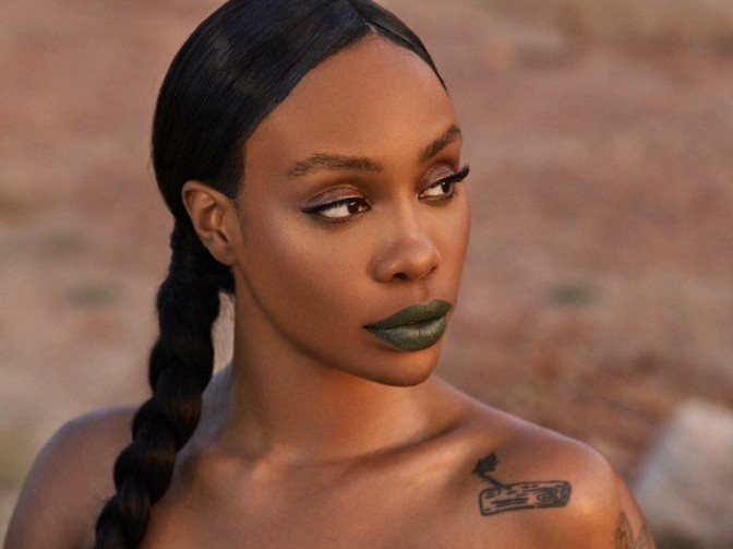 SZA For FentyBeauty