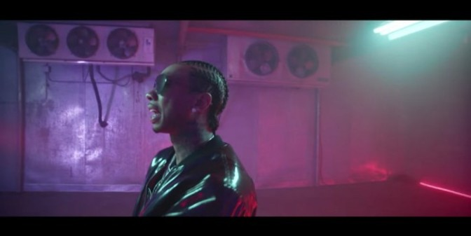 "(Video) Tyga Feat. 24hrs ""Mercedes Baby"""