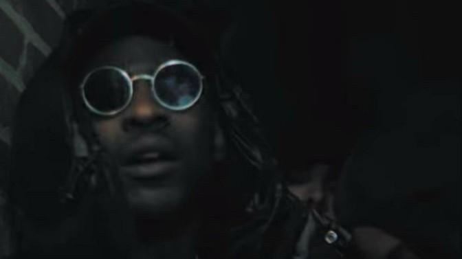 "(Video) Skepta Feat. A$AP Rocky & A$AP Nast ""Ghost Ride"""