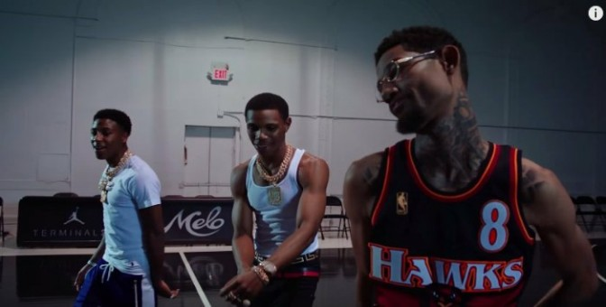 "(Video) A Boogie Wit Da Hoodie Feat. PnB Rock & Youngboy Never Broke Again ""Beast Mode"""