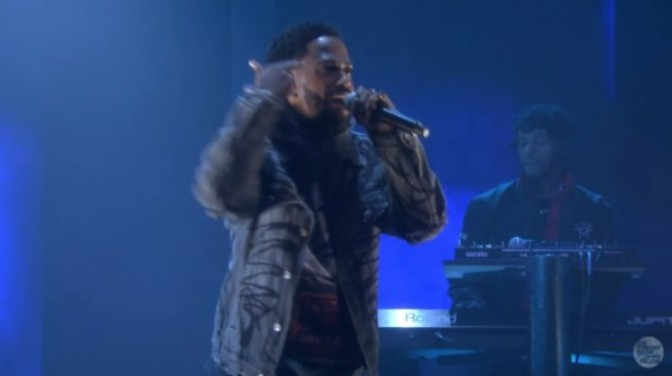 Big Sean & Metro Boomin Perform On The Tonight Show
