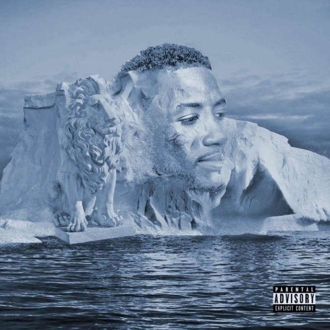 "Gucci Mane Reveals Artwork For ""El Gato The Human Glacier"""