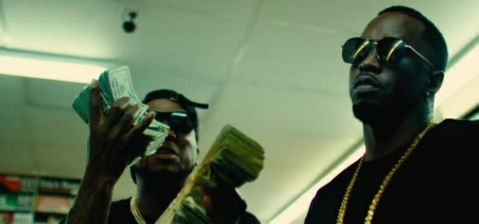 "(Video) Jeezy Feat. Diddy ""Bottles Up"""
