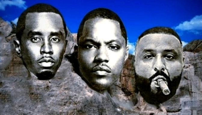 """Ma$e Feat. Puff Daddy & DJ Khaled """"Rap Rushmore"""""""