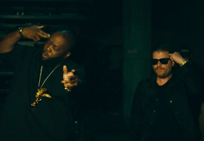 "(Video) Run The Jewels ""Call Ticketron"""