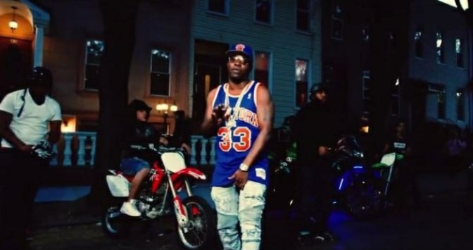 "(Video) Uncle Murda ""Don't Talk About It"""