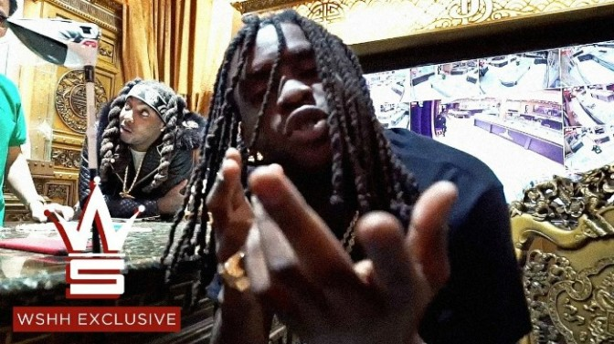 "(Mixtape) Chief Keef Feat. Paul Wall & C.Stone ""Bust"""