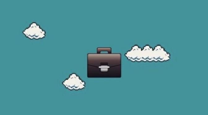 "Sir Michael Rocks ""Bag Emoji"""