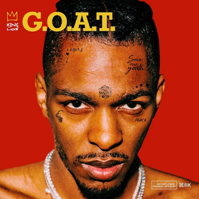 "(Mixtape) King Los ""G.O.A.T tape"""