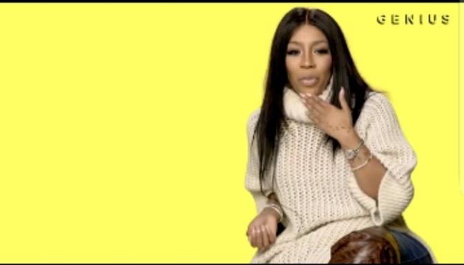 "K. Michelle Breaks Down Lyrics & Meaning to ""Birthday"""