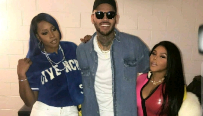"Chris Brown, Cardi B, Lil Kim, Remy Ma, Yo Gotti & More Perform at ""Hot For The Holidays"""