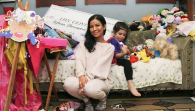 "Jhene Aiko Launches ""WAYS"" Foundation"
