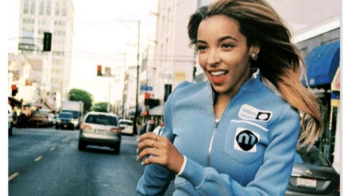 Tinashe For Wonderland Mag