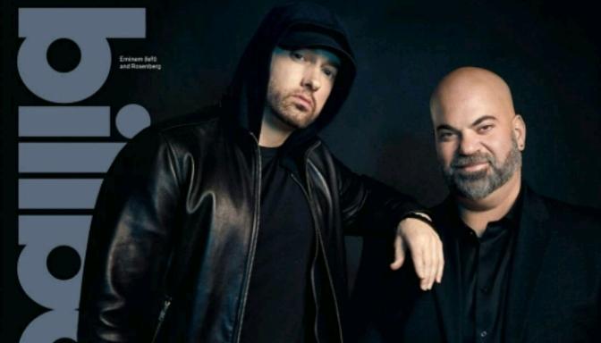 Eminem & Paul Rosenberg Cover BILLBOARD