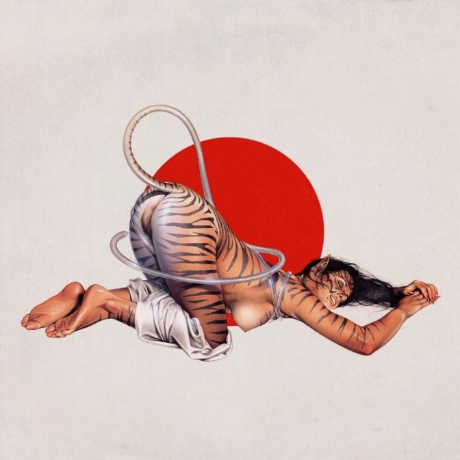 "Tyga Reveals Artwork & Release Date For ""KYOTO"""