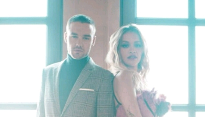 "Liam Payne & Rita Ora Tease ""Fifty Shades Freed"" Collaboration"