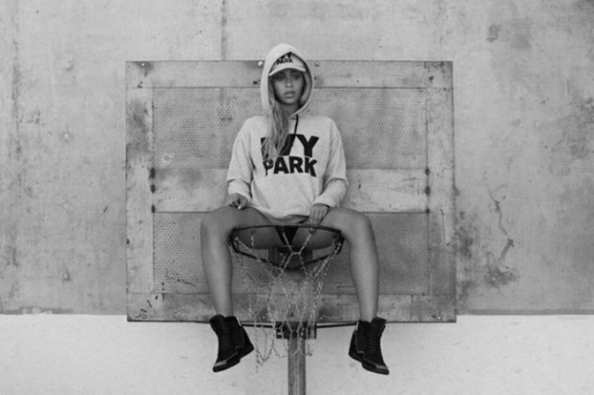 "Checkout IVY PARK's ""SS18"" Collection"
