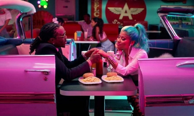 "Quavo & Nicki Minaj's ""She For Keeps"" Video Is NOW On YouTube"
