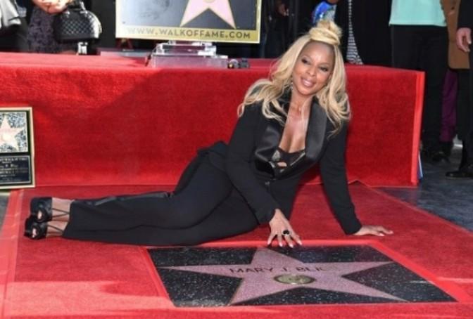 "Mary J. Blige ""Bounce Back 2.0"""