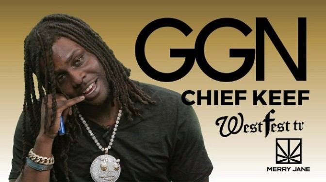 "Chief Keef On Snoop Dogg's ""GGN"""