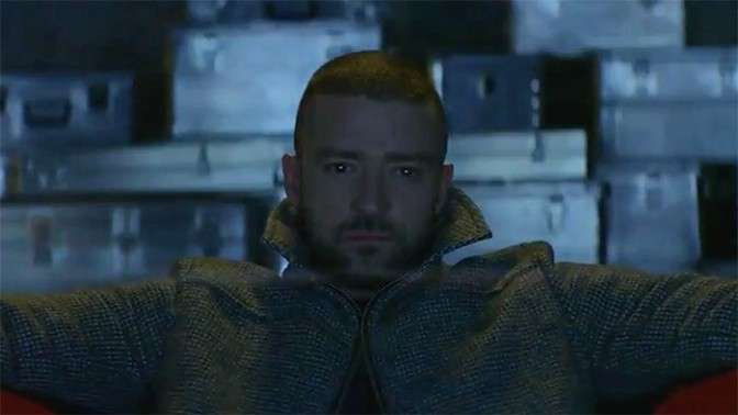 "(Video) Justin Timberlake ""Supplies"""