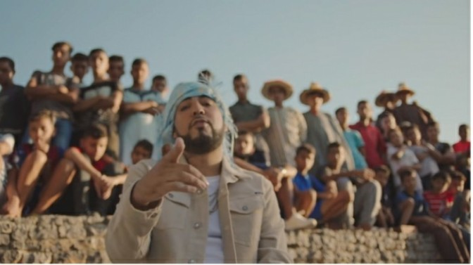 "(Video) French Montana ""Famous"""