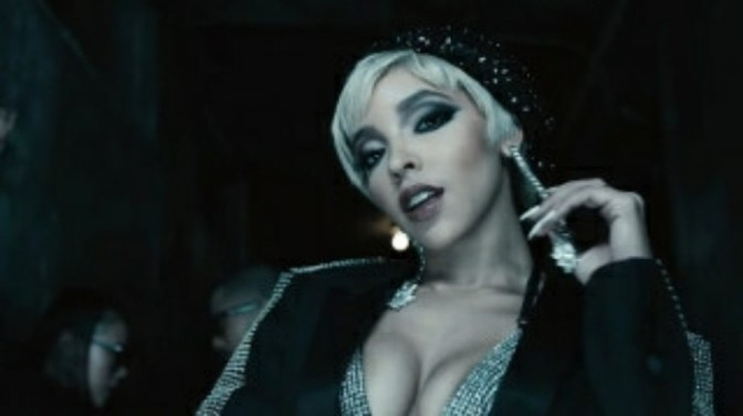 "(Video) Tinashe Feat. Offset ""No Drama"""