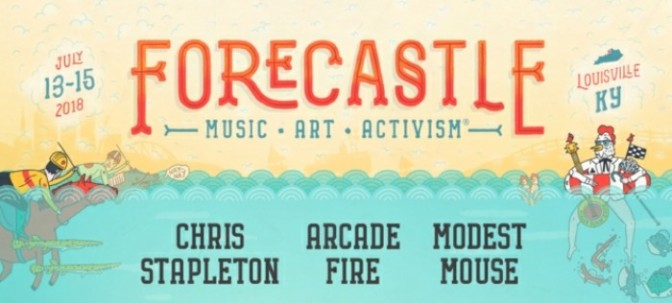 "Checkout the Lineup For The ""Forecastle Festival"" Featuring T-Pain, Vic Mensa & More"
