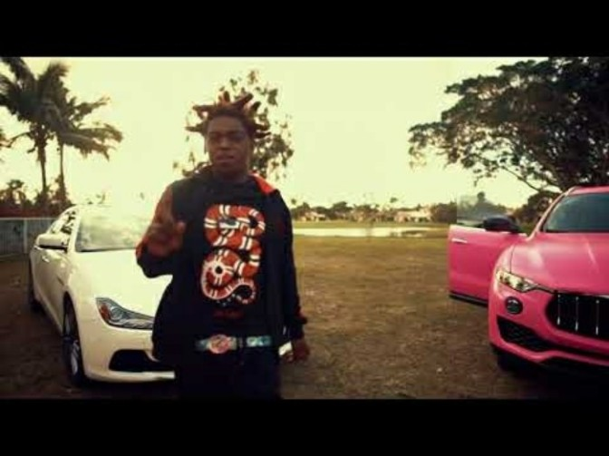 "(Video) Kodak Black ""1800 Nights"""