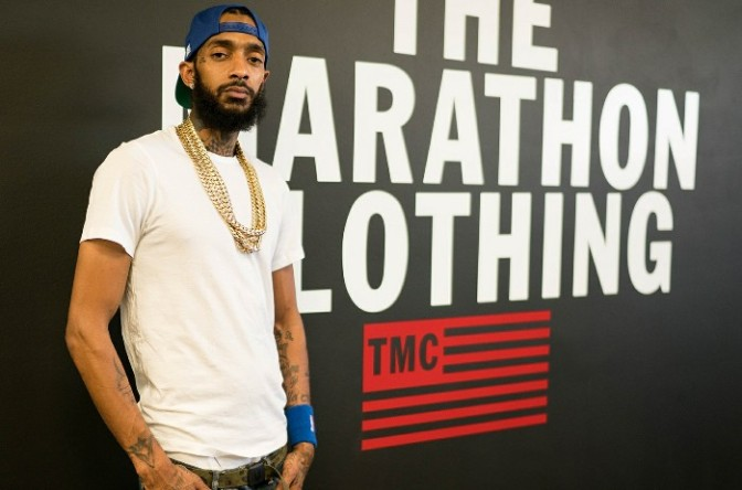 Nipsey Hussle Inks Deal with PUMA