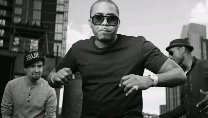"(Video) Nas, Dave East, Lin-Manuel Miranda & Aloe Blacc ""Wrote My Way Out"""