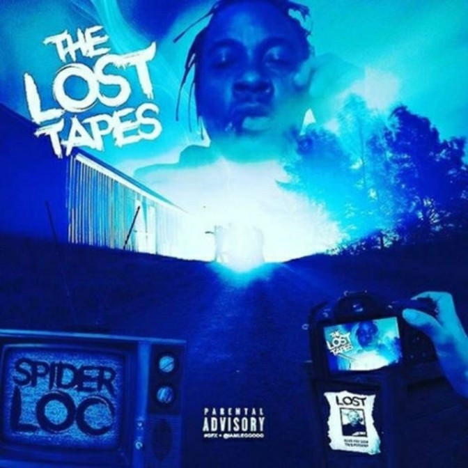 "Spider Loc Releases ""The Lost Tapes"" with Unheard 50 Cent Collaborations"