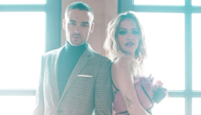 "(Video) Liam Payne & Rita Ora ""For You"""