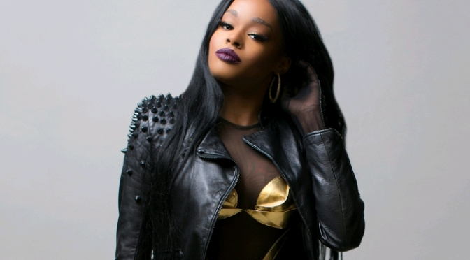 Azealia Banks Signs with E1 Entertainment