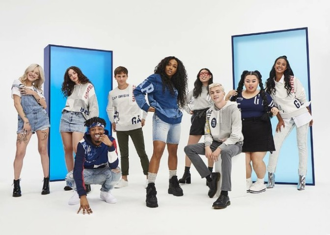 SZA, Metro Boomin & Sabrina Claudio For GAP