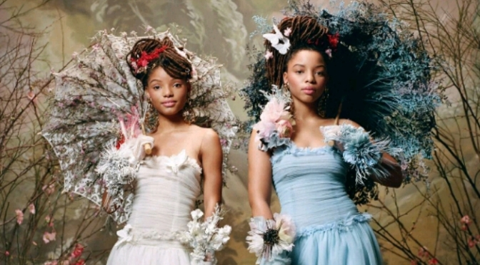 Chloe x Halle For Rodarte