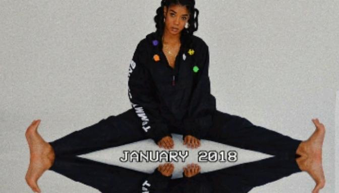 "(Stream) Mila J ""January 2018"" [EP]"