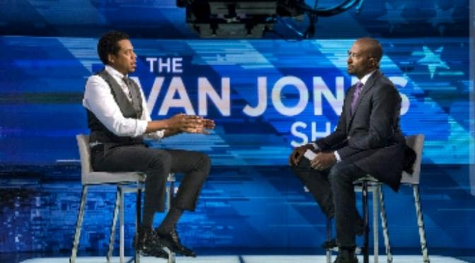 JAY-Z On The Van Jones Show