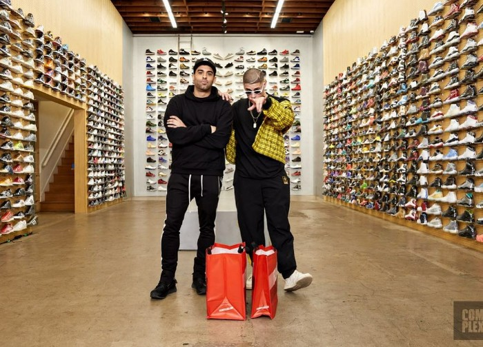 Bad Bunny Goes Sneaker Shopping With COMPLEX | ButIsItNEW