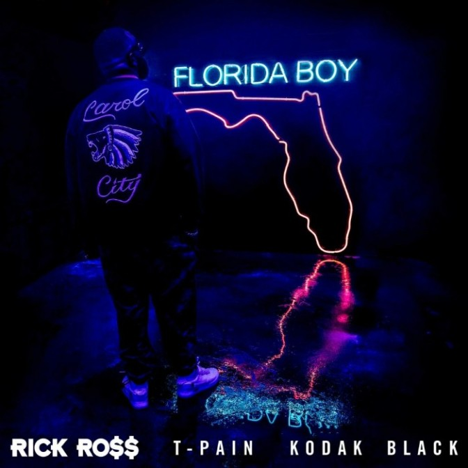 "Rick Ross Feat. T-Pain & Kodak Black ""Florida Boy"""