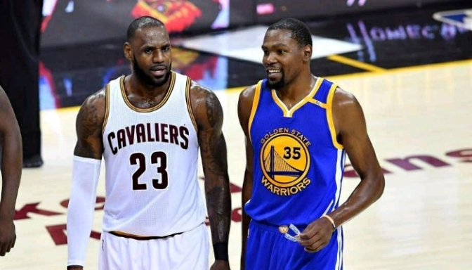 Kevin Durant Responds to LeBron/Warriors Rumors