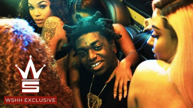 "(Video) Kodak Black ""Fall Thru"""