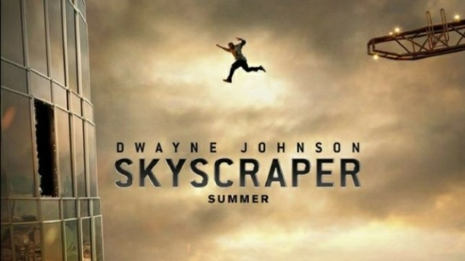 """(Trailer) """"Skyscraper"""""""